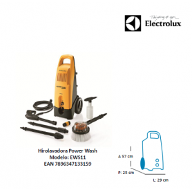 Hidrolavadora Electrolux Power Wash 2200 Psi EWS11
