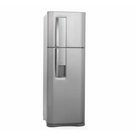 Nevera No Frost Electrolux 380 Ltr DW42X Panel Blue Touch