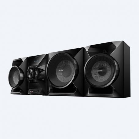 Minicomponente Sony  Mhc-Ecl99bt/Ce 700w  Bluetooth
