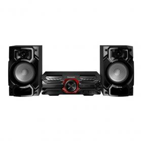 Equipo Minicomponente Panasonic AKX320 450W/ bluetooth/HIFI/CD/FM