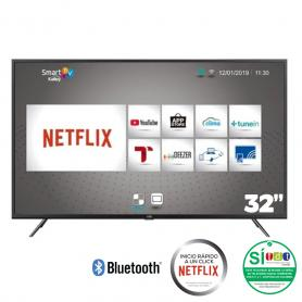"Televisor Kalley 32"" Smart Bluetooth K-LED32HDSFBT"