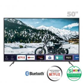 "Televisor Kalley 50"" LED Smart TV, Bluetooth K-LED50UHDSFBT"