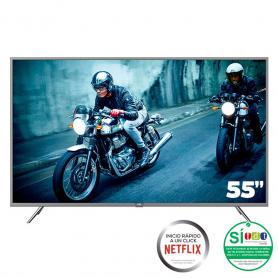"Televisor 55"" Kalley 4k UHD, Smart TV, Bluetooth K-LED55UH"