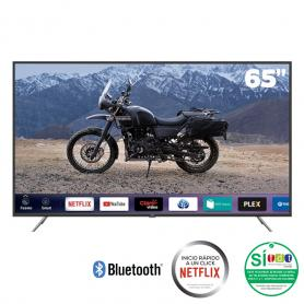 "Televisor 65"" Kalley LED Smart TV, Bluetooth K-LED65UHDSFBT"