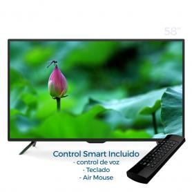 "Televisor Exclusiv 58"" UHD Smart Tv EL5819NSM"