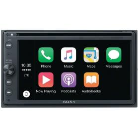 Pantalla Sony XAV-AX200 Bluetooth - Android Auto - Airplay 55w