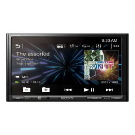 Radio Auto Sony XAV-V751BT Bluetooth Doble Din 55w NFC