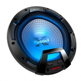 "Subwoofer Sony Ledxs-Ledw12  Luces Led 1800w 12"" (30cm)"