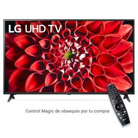 "Televisor LG 65"" 4K UHD Smart + Control Magic 65UN7100"