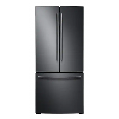 Nevecon Samsung 628 Ltr RF221NFTASG Tipo Europeo Black