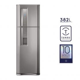 Nevera No Frost Electrolux 382Lts TW42S Acero