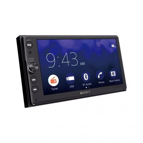 "PANTALLA PARA CARRO SONY Xav-ax100  MULTIMEDIA DE 16,3 CM (6,4"") BLUETOOTH®"