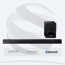 Barra de sonido Sony Bluetooth 80W